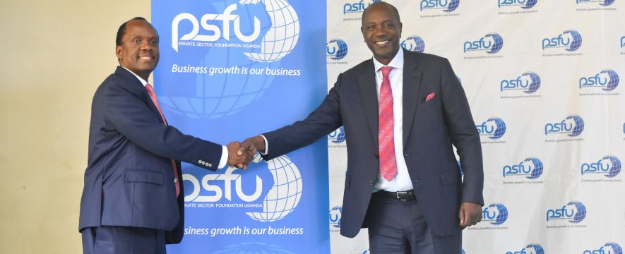 Hon. Dr. Elly Karuhanga elected New Chairman, PSFU