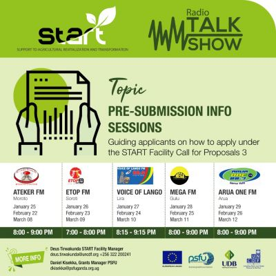 START Radio-Talk-Shows